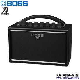 在庫あり【送料無料】BOSS コンボギターアンプ KATANA-MINI ボス 刀 KTN-MINI