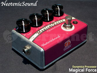 有库存■NeotenicSound动力学处理器Magical Force neotenikkusaundoefekuta EFFECTORNICS ENGINEERING