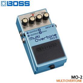 【送料無料】BOSS マルチオーバートーン MO-2 Multi Overtone ボスコンパクトエフェクター