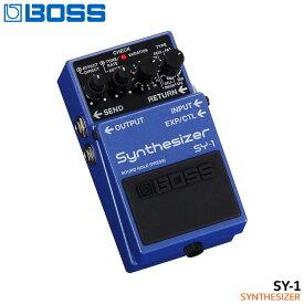 在庫あります■BOSS ギターシンセサイザー SY-1 Synthesizer ボスコンパクトエフェクター【ラッキーシール対応】
