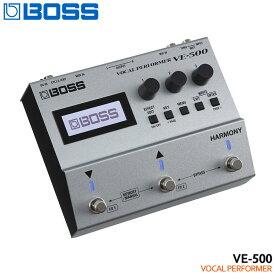 【ポイント8倍】在庫あります【送料無料】BOSS ボーカルパフォーマー VE-500 Vocal Performer ボス エフェクター