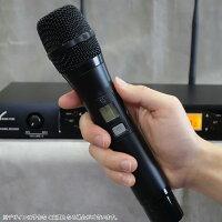SOUNDPUREワイヤレスピンマイク1個+8011IIワイヤレスマイク1本セット(800MHz帯)