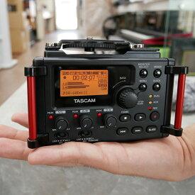 【送料無料】TASCAM フィールドレコーダー DR-60DmkII (動画制作のマイク入力強化に)