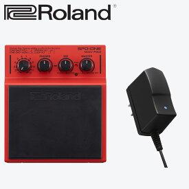 【送料無料】Roland WAV再生パッド SPD-1W SPD ONE PAD WAV (ACアダプター付きセット)【ラッキーシール対応】
