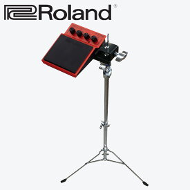 【送料無料】ローランド デジタルパーカッション WAV再生モデル SPD ONE WAV(スタンド付き)【ラッキーシール対応】
