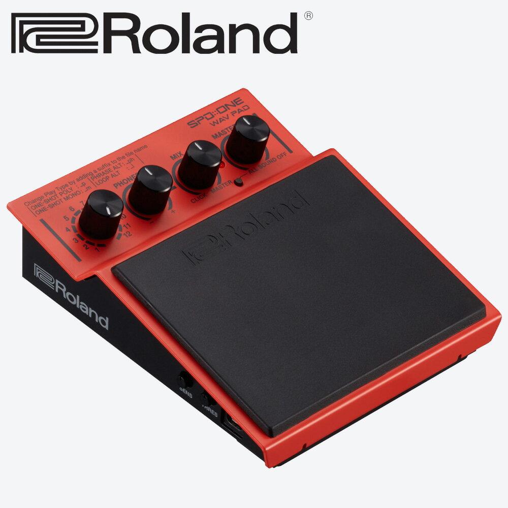 【送料無料】Roland デジタルパーカッション SPD ONE WAV PAD (同期再生・1SHOT音の再生に)【ラッキーシール対応】