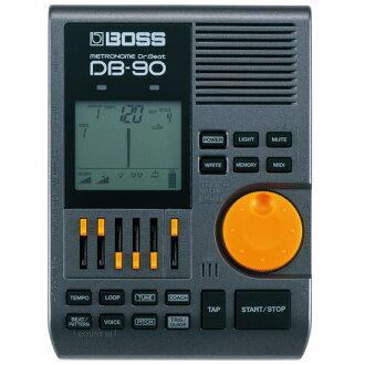 BOSS节拍器DB-90博士拍手: 老板Metronome Dr. Beat