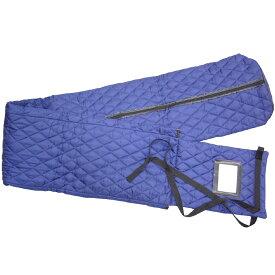 在庫あり■琴袋(箏袋)長いタイプ:紺色【ラッキーシール対応】