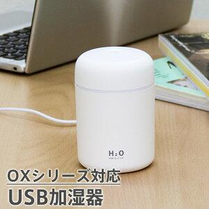 USB加湿器次亜塩素酸水対応超音波式噴霧器車載卓上携帯オフィス寝室にもディフューザー空気洗浄機