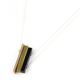 アンマリーシャニョン アクセサリー Vibrationコレクション ネックレス インポート 金属アレルギーにやさしい