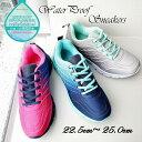 【防水】【25.0cmあり】LeFacile レディース 靴 防水スニーカー 梅雨 ランニング ウォーキング ジム 動きやすい 防水…