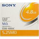 SONY 5インチ MOディスク 4.8GB EDM-4800C 5.25インチ 5型 5.25型