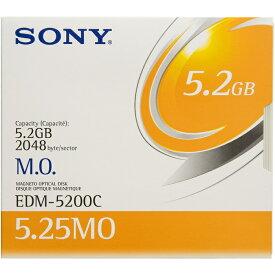 SONY 5インチ MOディスク 5.2GB EDM-5200C 5.25インチ 5型 5.25型