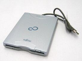 新品 富士通 USB 外付けフロッピーディスクドライブ 3.5インチ 2HD 2DD 3モード対応 Windows Mac両対応 【送料無料】