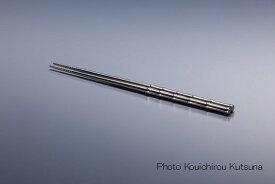 竹箸チタン(大) 桐製化粧箱付