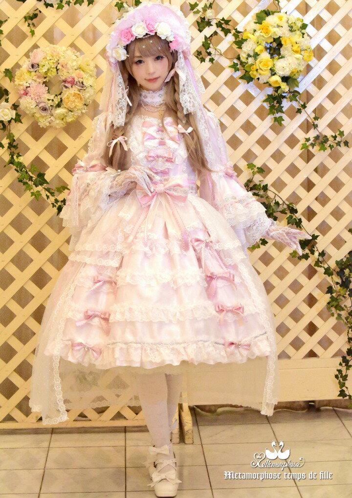★秘密の花園 プリンセスドレス(12072013)★ メタモルフォーゼ ロリータ ロリィタ ドレス ワンピース metamorphose ドレス