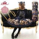 【予約】メタモルフォーゼ Magical artefact リボン ジャンパースカート プラスサイズ 【ロリータ ロリィタ クラロリ 魔女 猫】
