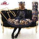 【予約】メタモルフォーゼ Magical artefact リボン ジャンパースカート 【ロリータ ロリィタ クラロリ 魔女 猫】