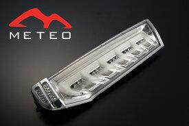 【流れるウィンカー仕様】METEO NOAH(ノア)/ VOXY(ヴォクシー)/ ESQUIRE(エスクァイア)専用ファイバーLEDテールランプ オールクリア TY-ZR80-CNC