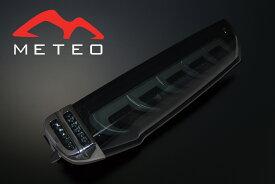 METEO 流れるウィンカー仕様 NOAH(ノア)/ VOXY(ヴォクシー)/ ESQUIRE(エスクァイア)専用ファイバーLEDテールランプ オールスモークTY-ZR80-SGNC