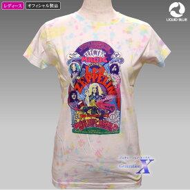 【レッドツエッペリン・オフィシャルTシャツ】レディース(マジック) Led Zeppelin