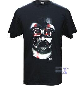 【スターウォーズ米国公式製品】メンズ Tシャツ(ダースベーダー・アップ)Star Wars