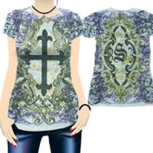 Sanctify サンクティファイ(レディース)Tシャツ5375J /キリスト 0304superP10