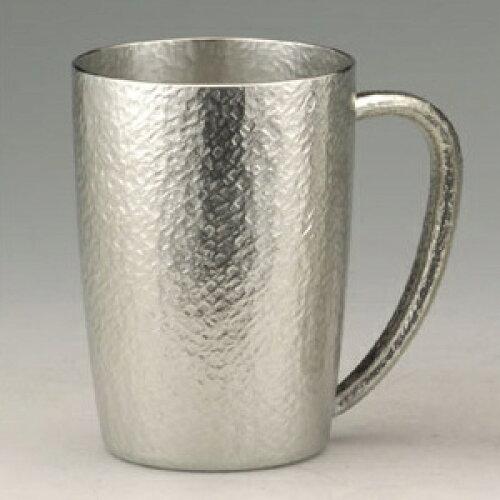 大阪錫器 ジョッキ ベルク 小 300ml ビールグラス ビアグラス タンブラー 父の日 還暦祝 退職祝 敬老の日...