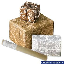 HIGHTIDE(ハイタイド) Wrapping paper(ムーミンラッピングペーパー)包装紙 MM008ムーミン/北欧/キャラクター/トーベ・ヤンソン【ポイント10倍】★★