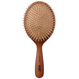 KENT ケント ヘアブラシウッドクッションブラシ KNH-3726木製 枝毛 切れ毛 頭皮 マッサージ 静電気