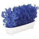 エコロジー加湿器 misty-garden(ミスティガーデン)2nd ラピスブルー【U602-02】【同梱不可・交換フィルターはOK】