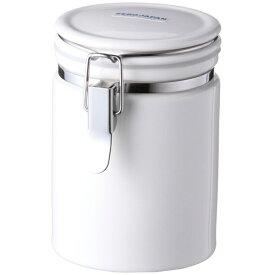ZERO JAPAN (ゼロジャパン) ティーキャニスター100 ホワイト TEA-100 WH ホワイト保存容器/密封/陶器/日本製/美濃焼♪♪