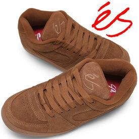 【正規取扱店】・'es ACCEL[ブラウン ガム]エス アクセルメンズ レディース【靴】 snk 1311trip新生活