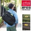 manhattampoteji Bike Messenger Bag[全3色]摩托車信使包男女兩用(男女兼用)_10712E(trip)_PT15