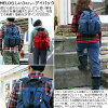 MELO MEDIUM 3POCKET BACKPACK[全11色]meromidiamu 3口袋背包男女两用(男女兼用)_11507F(trip)