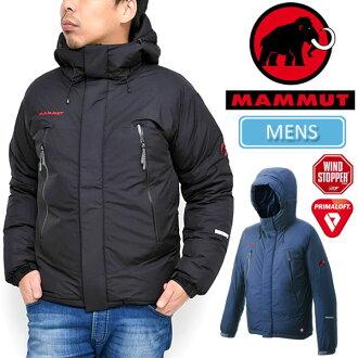 ◆ 在 2015年-2016 年秋冬新 ◆ 雪地玛莫特玛莫特风塞子夹克 (1010年-19,820) 男装 (男装) _ 11511E(trip)