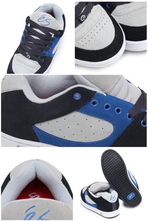 ・エス'esアクセル[ネイビー/ブルー/グレー]ACCELOGユニセックス(男女兼用)【靴】_11611E(trip)