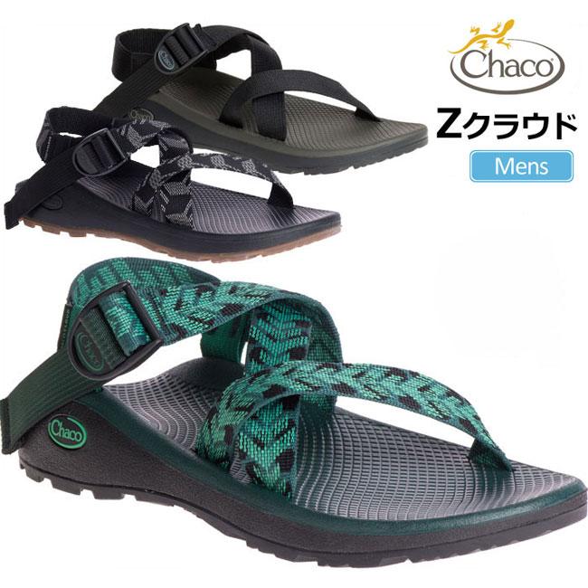 \今ならクーポンで更に15%OFF/【SALE/30%OFF】チャコ サンダル Zクラウド[全3色](12366108) CHACO MEN'S Z CLOUD メンズ【靴】_sdl_1804trip【返品交換・ラッピング不可】