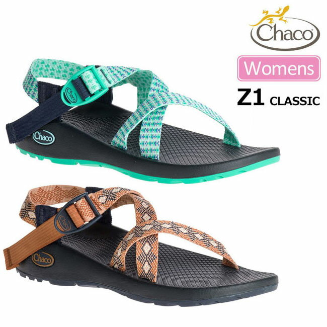 【SALE/50%OFF 半額】チャコ Chaco ウィメンズ Z1 クラシック サンダル[全2色](12365105)WOMEN'S Z1 CLASSIC SANDAL レディース(女性用)【靴】_sdl_11703trip【返品交換不可】