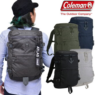 科尔曼Coleman atorasukuadorabakkupakku(20L)[全6色]ATLAS QUADRA男女两用(男女兼用)_11606F(trip)