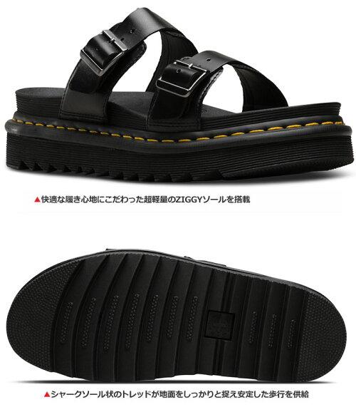 ドクターマーチンマイルススライドサンダル[BLACK](23523001)Dr.MartensMYLESメンズレディース【靴】_sdl_1804trip