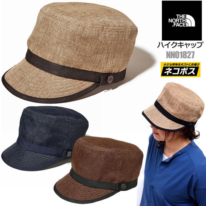ノースフェイス 帽子 THE NORTH FACE ハイクキャップ[全3色](NN01827)HIKE CAP メンズ レディース_1902trip[M便 1/1]
