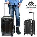 グレゴリー スーツケース GREGORY クアドロプロ20インチ(43L)(アンスラサイトブラック)QUADRO PRO HARDCASE 20 メンズ…