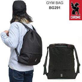 【正規取扱店】クローム CHROME バッグ リュック メンズ レディース ジムバッグ 21.5L ブラック GYM BAG BG291 20SS bpk【鞄】2006trip