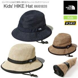 【正規取扱店】ノースフェイス THE NORTH FACE 帽子 キッズ レディース ハイクハット KIDS HIKE HAT NNJ01820 21SS 2102trip[M便 1/1]