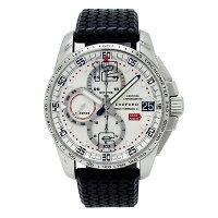 【中古】ショパール168459-3009ミッレミリアGTXLクロノグラフ2008メンズ自動巻き腕時計