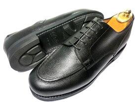 【新品】パラブーツ シャンボード 革靴 6 1/2 25〜25.5 黒 ブラック PARABOOT CHAMBORD LIEGE