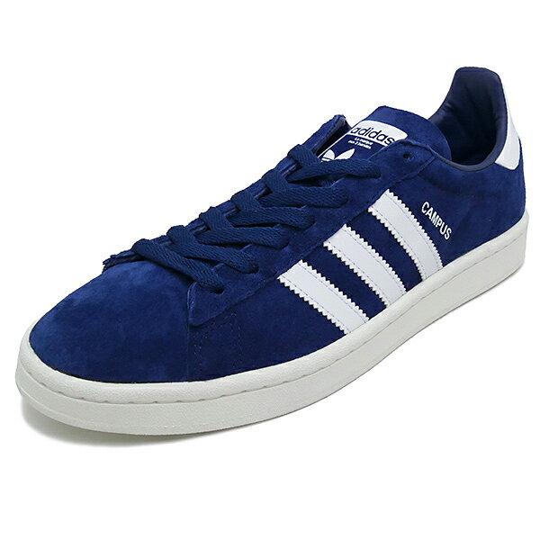 adidas Originals CAMPUS【アディダス オリジナルス キャンパス】dark blue/running white/chalk white(ダークブルー/ランニングホワイト/チョークホワイト)BZ0086 17FW