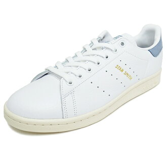 ADIDAS Originals STAN SMITH running white/tactile blue(跑步白/takutiruburu)CP9701 17FW