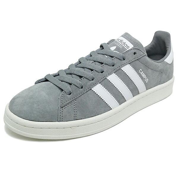 adidas Originals CAMPUS【アディダス オリジナルス キャンパス】grey three/running white/chalk white(グレースリー/ランニングホワイト/チョークホワイト)BZ0085 17FW